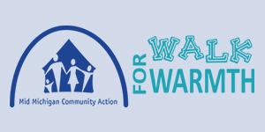 Mid Michigan Community Action Walk for Warmth